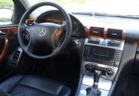 Cần bán xe Mercedes C240 sản xuất năm 2006, màu đen, nhập khẩu giá 256 triệu tại Hà Nội