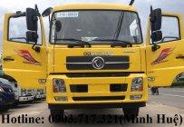 Xe tải Dongfeng B180, xe tải Dongfeng Euro 5 (Xe tải Dongfeng B180) thùng bạt dài 9m5, thùng kín dài 9m7 giá 990 triệu tại Bình Phước