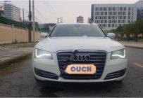 Bán Audi A8 L 4.2 đời 2010, màu trắng, xe nhập giá 1 tỷ 720 tr tại Tp.HCM