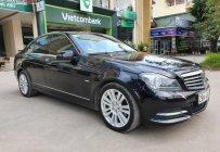 Bán ô tô Mercedes C250 đời 2011, màu đen, nhập khẩu nguyên chiếc giá 580 triệu tại Hà Nội
