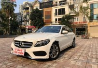 Bán Mercedes C200 sản xuất năm 2015, màu trắng, chính chủ giá 1 tỷ 25 tr tại Hà Nội