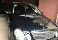 Bán xe Mercedes E240 đời 2004, màu đen, nhập khẩu chính chủ, 245tr giá 245 triệu tại Hà Nội