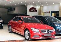 Cần bán Mercedes C200 2018, màu đỏ mới chạy 18000 km giá 1 tỷ 315 tr tại Hà Nội
