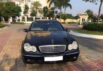 Cần bán xe Mercedes c200 sản xuất năm 2004, màu đen, nhập khẩu nguyên chiếc còn mới giá 186 triệu tại Tp.HCM