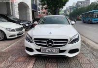Cần bán xe Mercedes C200 năm 2016, màu trắng giá 1 tỷ 195 tr tại Hà Nội