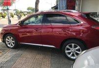 Xe Lexus RX 350 AWD năm sản xuất 2010, màu đỏ, xe nhập xe gia đình giá 1 tỷ 700 tr tại Tp.HCM