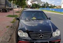 Cần bán lại xe Mercedes C180 Sport 2005, màu đen giá 300 triệu tại Tp.HCM