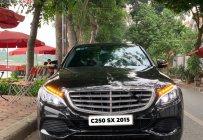 Bán xe Mercedes C250 Exclusive đời 2015, màu đen giá 1 tỷ 150 tr tại Hà Nội