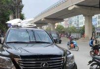 Cần bán xe Lexus LX 570 đời 2008, màu đen, xe nhập giá 2 tỷ 190 tr tại Hà Nội
