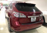 Bán xe Lexus RX 350 2011, màu đỏ, nhập khẩu giá 1 tỷ 650 tr tại Hà Nội