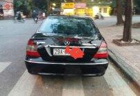 Cần bán Mercedes E200 2007, màu đen, xe chính chủ giá 369 triệu tại Hà Nội