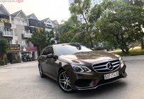 Bán xe cũ Mercedes E250 AMG đời 2015, màu nâu giá 1 tỷ 330 tr tại Hà Nội