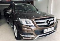 Bán Mercedes GLK250 đời 2013, màu nâu, 939 triệu giá 939 triệu tại Tp.HCM