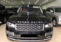 Cần bán lại xe LandRover Range Rover LWB.Black Edition 5.0 đời 2016, màu đen, nhập khẩu giá 7 tỷ 500 tr tại Hà Nội