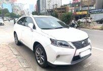 Bán ô tô Lexus RX 350 năm sản xuất 2014, màu trắng, nhập khẩu nguyên chiếc giá 2 tỷ 420 tr tại Hà Nội