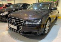 Bán Audi A8 L V6 3.0 TFSI sản xuất năm 2015, màu xám, xe nhập   giá 2 tỷ 668 tr tại Hà Nội