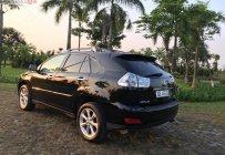 Bán Lexus RX 350 đời 2008, màu đen, nhập khẩu giá 730 triệu tại Hà Nội