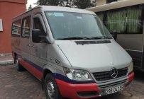 Bán Mercedes 311 CDI 2.2L đời 2005, màu bạc, giá 195tr giá 195 triệu tại Hà Nội