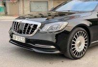 Bán xe cũ Mercedes S450 Luxury đời 2018, màu đen giá 4 tỷ 350 tr tại Hà Nội