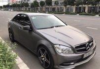 Bán Mercedes C200 CGI sản xuất năm 2010, màu xám giá 499 triệu tại Tp.HCM