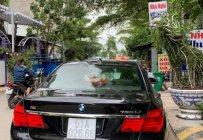 Bán BMW 7 Series 750Li năm sản xuất 2009, màu đen, xe nhập giá 1 tỷ 50 tr tại Tp.HCM