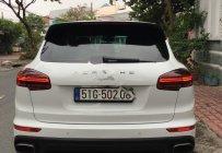 Cần bán xe cũ Porsche Cayenne 3.0 Platinum Edition đời 2017, màu trắng, nhập khẩu giá 3 tỷ 950 tr tại Tp.HCM