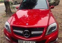 Bán Mercedes GLK 250 đời 2013, màu đỏ, xe nhập giá 890 triệu tại Hà Nội