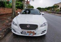 Xe Jaguar XJ series L đời 2015, màu trắng, nhập khẩu giá 3 tỷ 50 tr tại Hà Nội