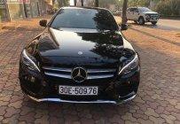 Cần bán Mercedes C300 AMG đời 2017, màu đen giá 1 tỷ 570 tr tại Hà Nội