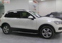 Cần bán Volkswagen Touareg 3.6 AT đời 2013, màu trắng, nhập khẩu giá 1 tỷ 150 tr tại Hà Nội
