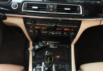 Bán BMW 7 Series 740 sản xuất năm 2010, màu đen, nhập khẩu nguyên chiếc giá 1 tỷ 280 tr tại Hà Nội