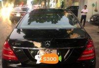 Bán Mercedes S300 2010, màu đen, xe nhập, số tự động giá 1 tỷ 189 tr tại Hà Nội