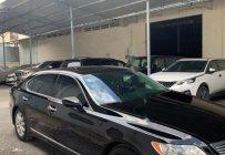 Bán xe Lexus LS 460L đời 2008, màu đen, nhập khẩu nguyên chiếc xe gia đình giá 1 tỷ 250 tr tại Tp.HCM
