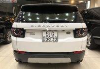Bán LandRover Discovery Sport HSE Luxury 2018, màu trắng, xe nhập, số tự động giá 2 tỷ 650 tr tại Tp.HCM