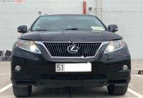 Cần bán gấp Lexus RX 350 đời 2010, màu đen, nhập khẩu nguyên chiếc xe gia đình giá 1 tỷ 395 tr tại Tp.HCM