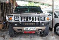 Bán Hummer H2 năm sản xuất 2007, màu đen, nhập khẩu giá 3 tỷ 880 tr tại Tp.HCM