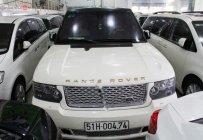 Cần bán LandRover Range Rover đời 2009, màu trắng, xe nhập chính hãng giá 1 tỷ 980 tr tại Tp.HCM