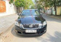 Bán xe Lexus GS 350 đời 2008, màu đen, nhập khẩu nguyên chiếc, giá chỉ 750 triệu giá 750 triệu tại Tp.HCM
