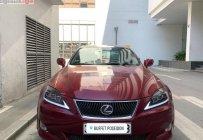 Cần bán Lexus IS 2.5 sản xuất 2009, màu đỏ, xe nhập, giá 699tr giá 699 triệu tại Hà Nội