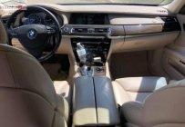 Cần bán BMW 7 Series 750Li 2011, màu bạc, nhập khẩu nguyên chiếc giá 1 tỷ 390 tr tại Tp.HCM