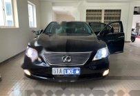 Cần bán gấp Lexus LS 460L sản xuất 2008, màu đen, nhập khẩu nguyên chiếc giá 1 tỷ 200 tr tại Tp.HCM