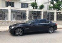 Bán BMW 7 Series 750Li đời 2013, màu đen, nhập khẩu nguyên chiếc giá 1 tỷ 450 tr tại Tp.HCM