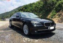 Cần bán lại xe BMW 7 Series 750Li 2009, màu đen, nhập khẩu nguyên chiếc chính hãng giá 1 tỷ tại Tp.HCM
