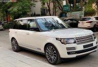 Bán LandRover Range Rover Autobiography LWB 3.0 2017, màu trắng, nhập khẩu giá 7 tỷ 790 tr tại Hà Nội