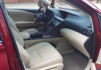 Bán xe Lexus RX 350 sản xuất năm 2009, màu đỏ, nhập khẩu nguyên chiếc giá 1 tỷ 420 tr tại Tp.HCM