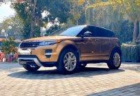 Bán ô tô LandRover Range Rover Evoque Dynamic 2014, màu vàng, nhập khẩu giá 1 tỷ 585 tr tại Hà Nội