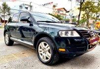 Bán xe Volkswagen Touareg năm sản xuất 2008, màu xanh lam, xe nhập giá 485 triệu tại Hà Nội
