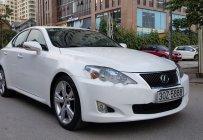 Bán Lexus IS 250 sản xuất năm 2009, màu trắng, nhập khẩu số tự động giá cạnh tranh giá 869 triệu tại Hà Nội