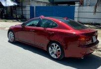 Bán Lexus IS 250 năm sản xuất 2006, màu đỏ, nhập khẩu, chính chủ giá 578 triệu tại Bình Dương