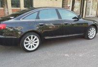 Cần bán gấp Audi A6 2.0 AT đời 2009, màu đen  giá 599 triệu tại Hà Nội